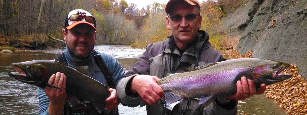 Lake Erie Steelhead